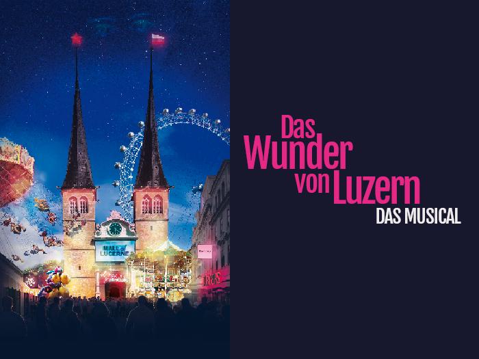 Das Wunder von Luzern - das Musical